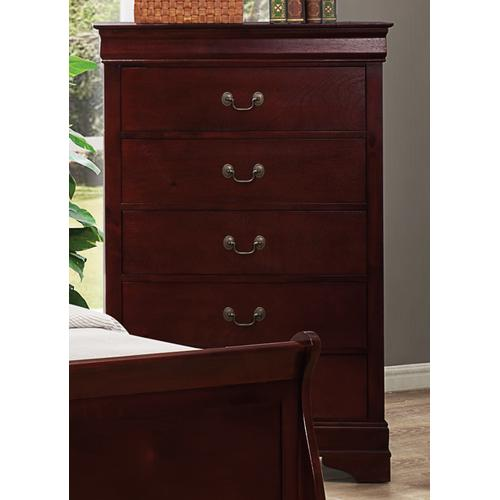 LP Cherry Chest