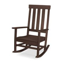 View Product - Prescott Porch Rocking Chair in Mahogany