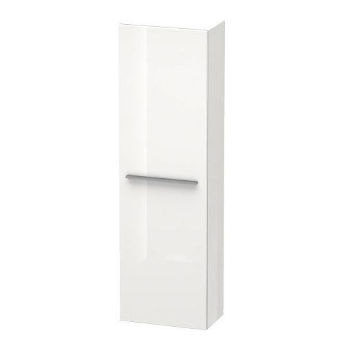 Duravit - Semi-tall Cabinet, White High Gloss (decor)