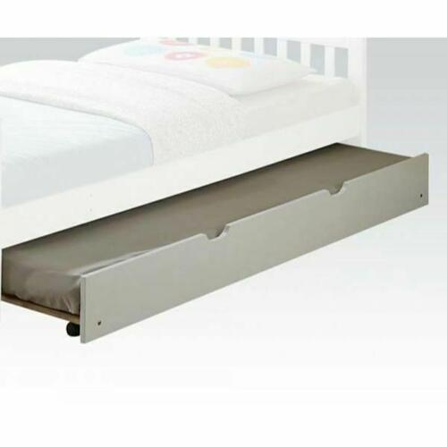 ACME Cutie Trundle (Twin) - 37078 KIT - White