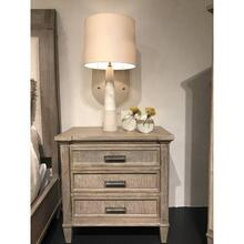 Willow Nightstand - Burlap