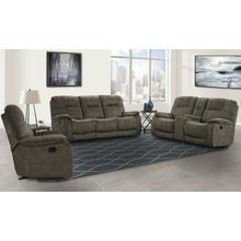 See Details - COOPER - SHADOW BROWN Manual Reclining Collection