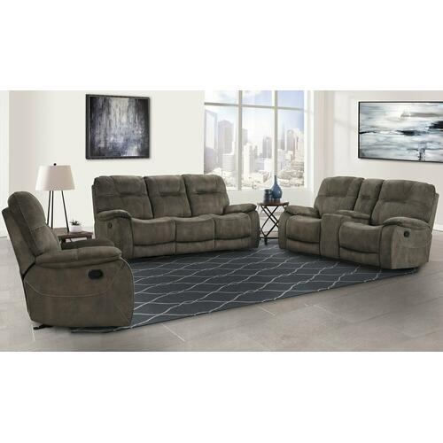Parker House - COOPER - SHADOW BROWN Manual Reclining Collection