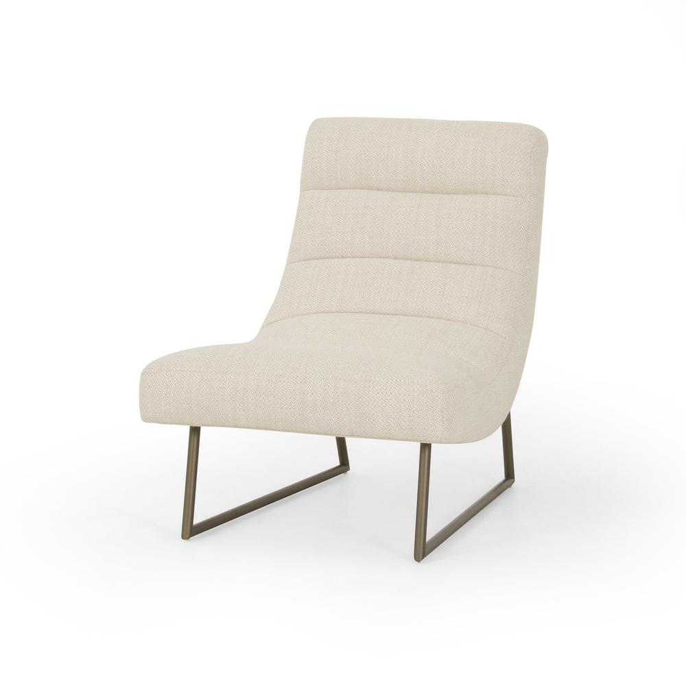 Irving Taupe Cover Selby Chair
