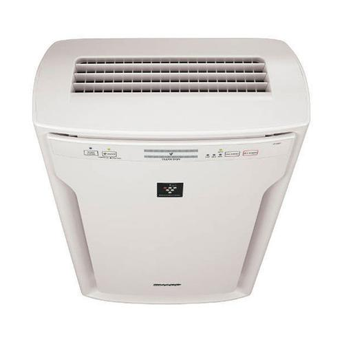 Sharp True HEPA Air Purifier with Plasmacluster® Ion Technology for Extra-Large Rooms