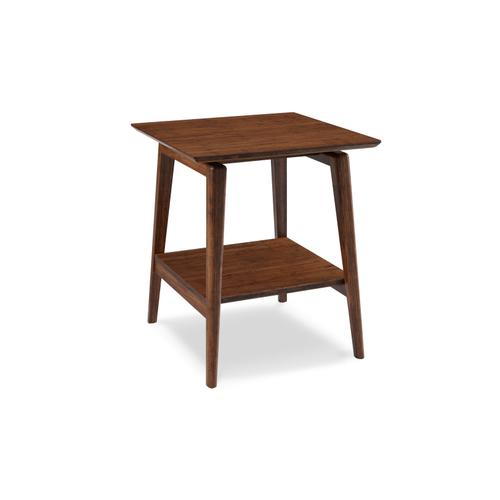 Antares End Table, Exotic