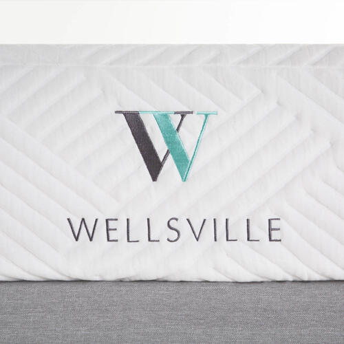 Wellsville 11 Inch Gel Foam Mattress Split Cal King