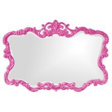 Talida Mirror - Glossy Hot Pink