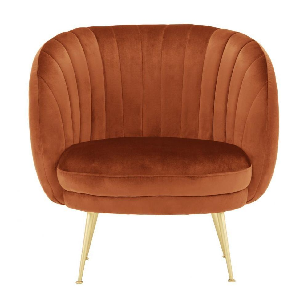Armando Chair Rust