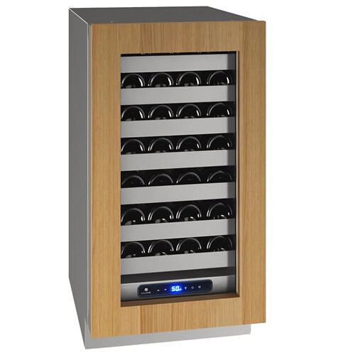 "Hwc518 18"" Wine Refrigerator With Integrated Frame Finish and Field Reversible Door Swing (115 V/60 Hz Volts /60 Hz Hz)"