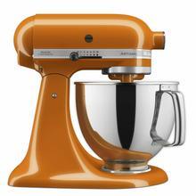 See Details - Artisan® Series 5 Quart Tilt-Head Stand Mixer in Honey