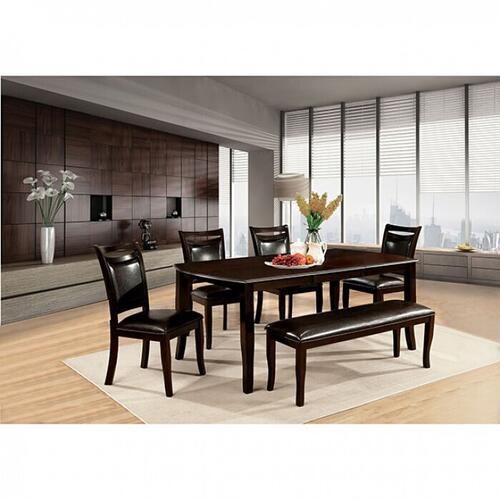 Furniture of America - Woodside Dining Table