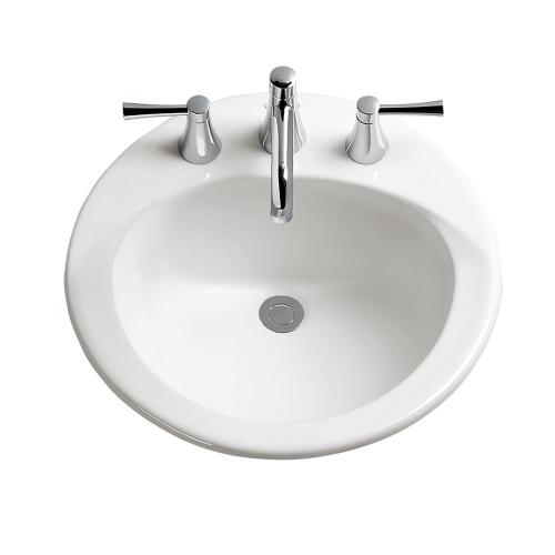 Toto - Ultimate® Self Rimming Lavatory - Colonial White