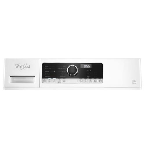 Gallery - 4.3 cu.ft Compact Ventless Heat Pump Dryer with Wrinkle Shield™ Option White