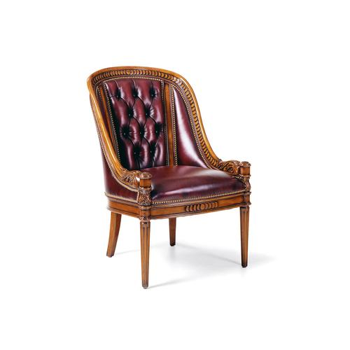 1574 APPOINTMENT TUFTED CHAIR