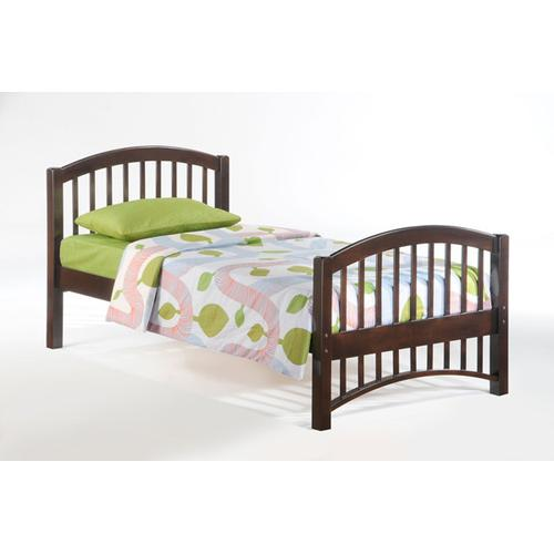 See Details - Molasses Bed in Dark Chocolate Finish