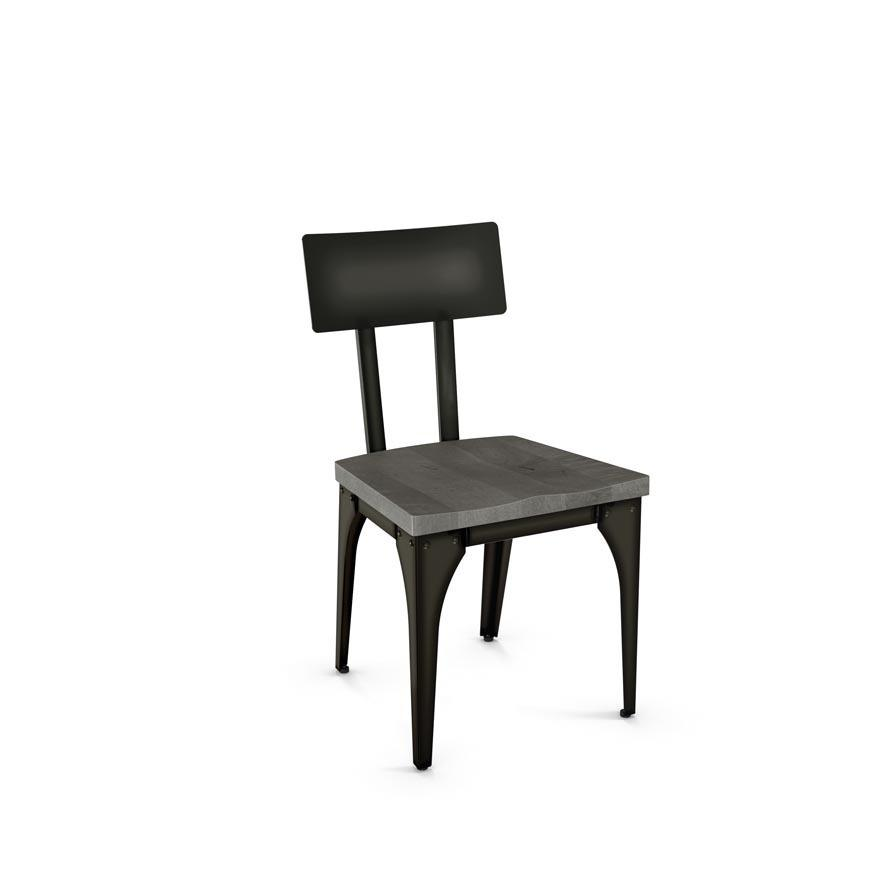 Amisco - Architect Chair (wood)