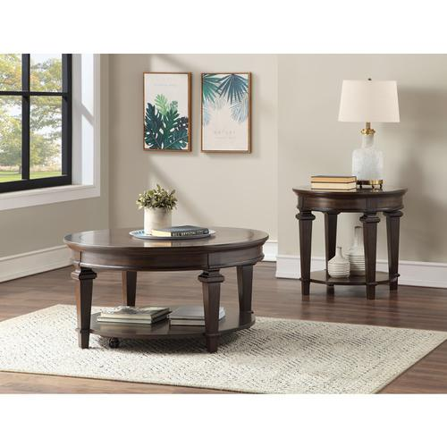 Gallery - Round Cocktail Table