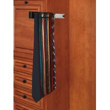 "Rev-A-Shelf - CWSTR-12B-1 - 12"" Side Mount Tie Rack"