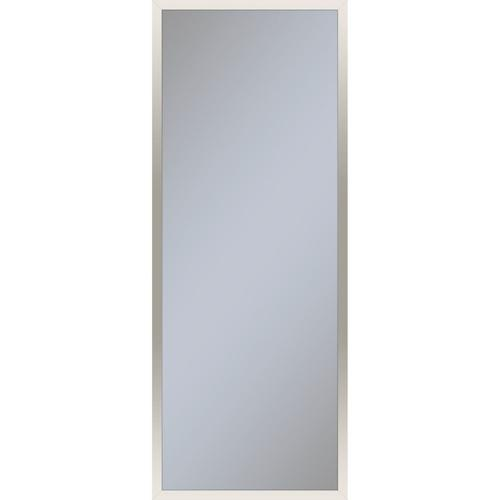 """Profiles 15-1/4"""" X 39-3/8"""" X 4"""" Framed Cabinet In Polished Nickel and Non-electric With Reversible Hinge (non-handed)"""