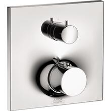 View Product - Chrome Thermostatic Trim with Volume Control and Diverter