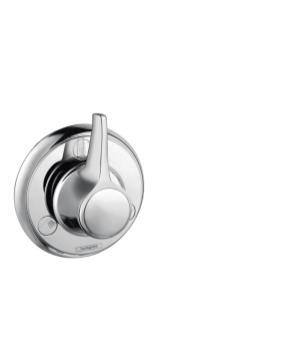 Chrome Diverter Trim Trio/Quattro Product Image