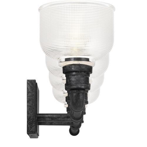 Quoizel - Boomer Bath Light in Old Black