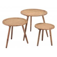 See Details - Paul Accent Tables Natural