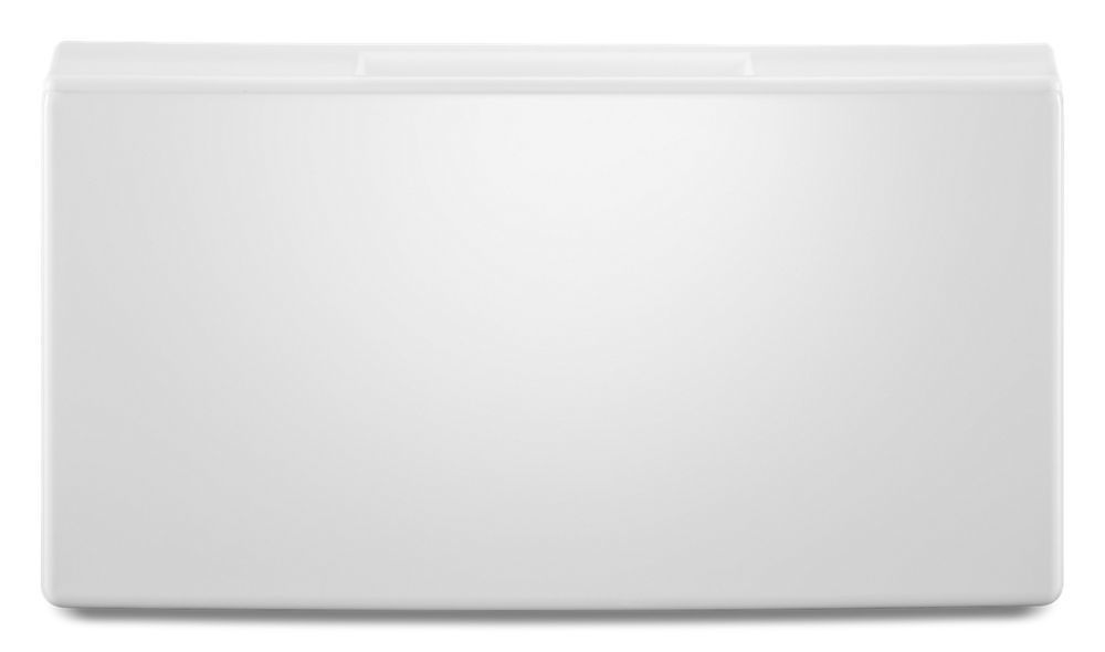 """Whirlpool15.5"""" Pedestal For Front Load Washer And Dryer With Storage"""