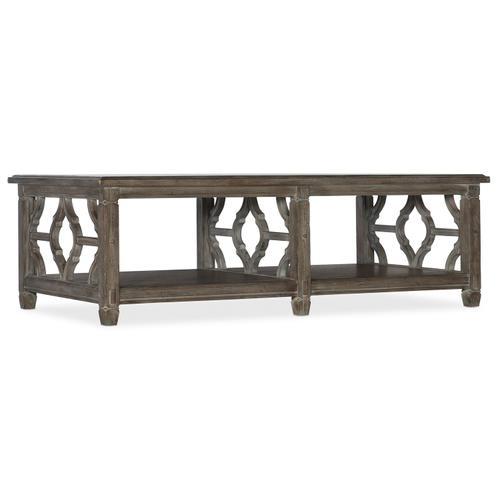 Hooker Furniture - Modele Rectangle Cocktail Table