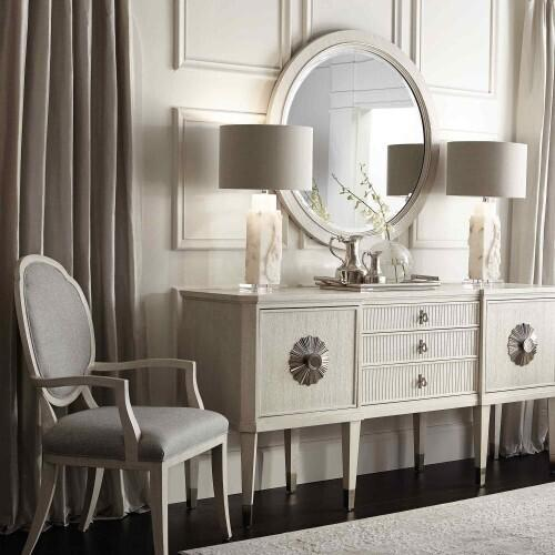 Gallery - Allure Sideboard in Manor White (399)