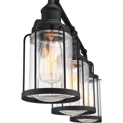 Quoizel - Ludlow Bath Light in Earth Black