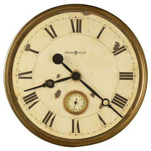 Howard Miller Custer Oversized Wall Clock 625731