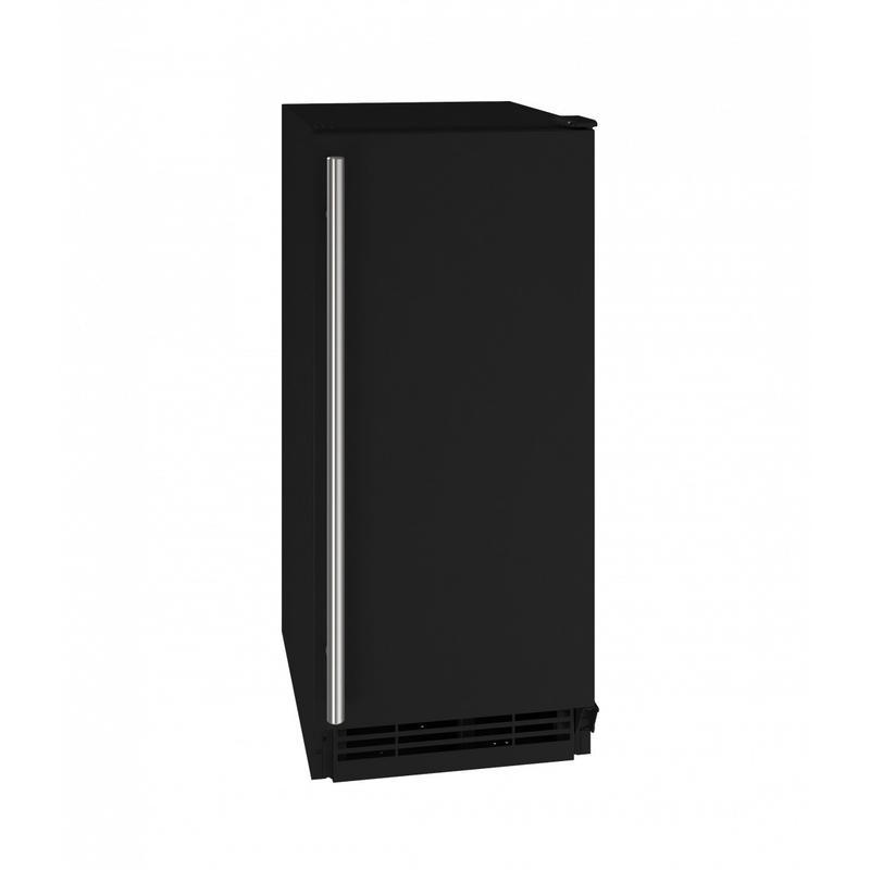 "Hcr115 15"" Crescent Ice Maker With Black Solid Finish (115v/60 Hz Volts /60 Hz Hz)"