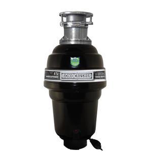 Bone Crusher - 1 1/4 Horsepower Batch Feed Disposal with Industry Standard 3 Bolt Mount System