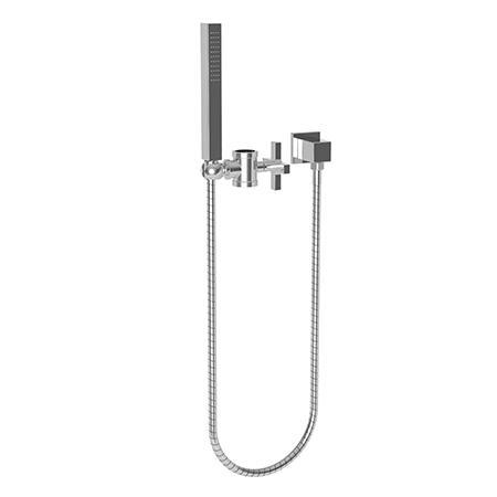 Forever Brass - PVD Shower Slider Kit for Grab Bar