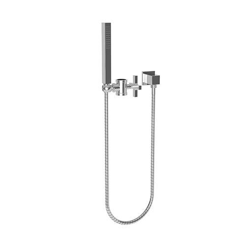 Newport Brass - Oil Rubbed Bronze - Hand Relieved Shower Slider Kit for Grab Bar
