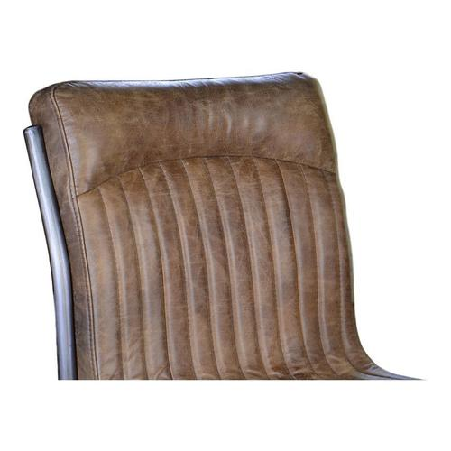 Moe's Home Collection - Ansel Dining Chair Light Brown-m2