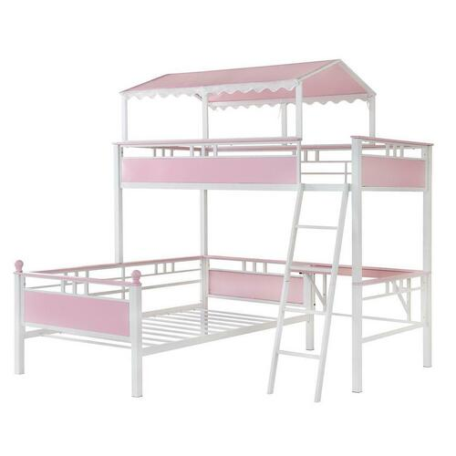 Twin/twin Workstation Bunk Bed