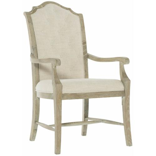 Rustic Patina Arm Chair in Sand (387)