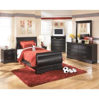 Huey Twin Bedframe