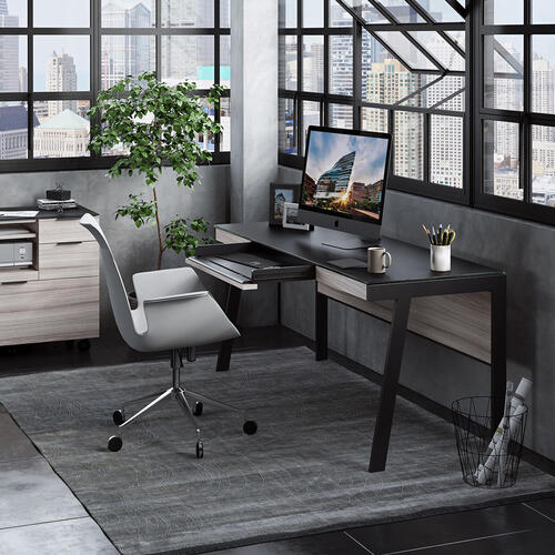 6901 Modern Office Desk in Strata