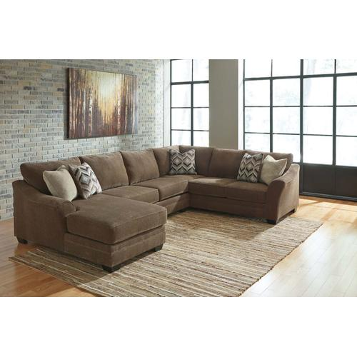 3 Piece Sectional LAF Chaise