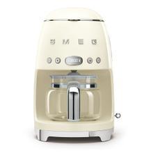 Drip coffee machine Cream DCF02CRUS