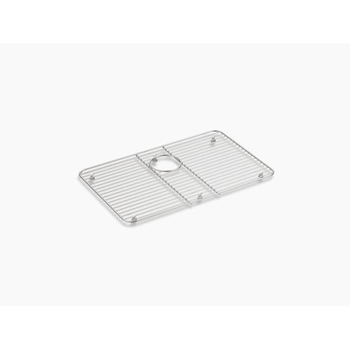 """Stainless Steel Stainless Steel Sink Rack, 22-1/2"""" X 14-1/4"""" for Iron/tones Kitchen Sink"""