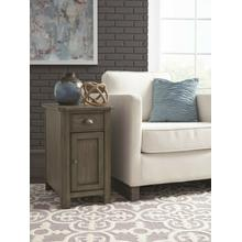See Details - Chairside Cabinet