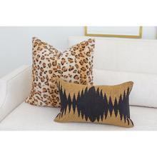 See Details - Leopard Pillow-20 x 20