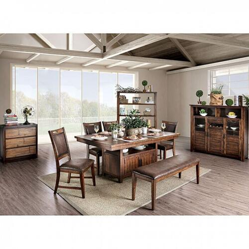 Furniture of America - Wichita Dining Table