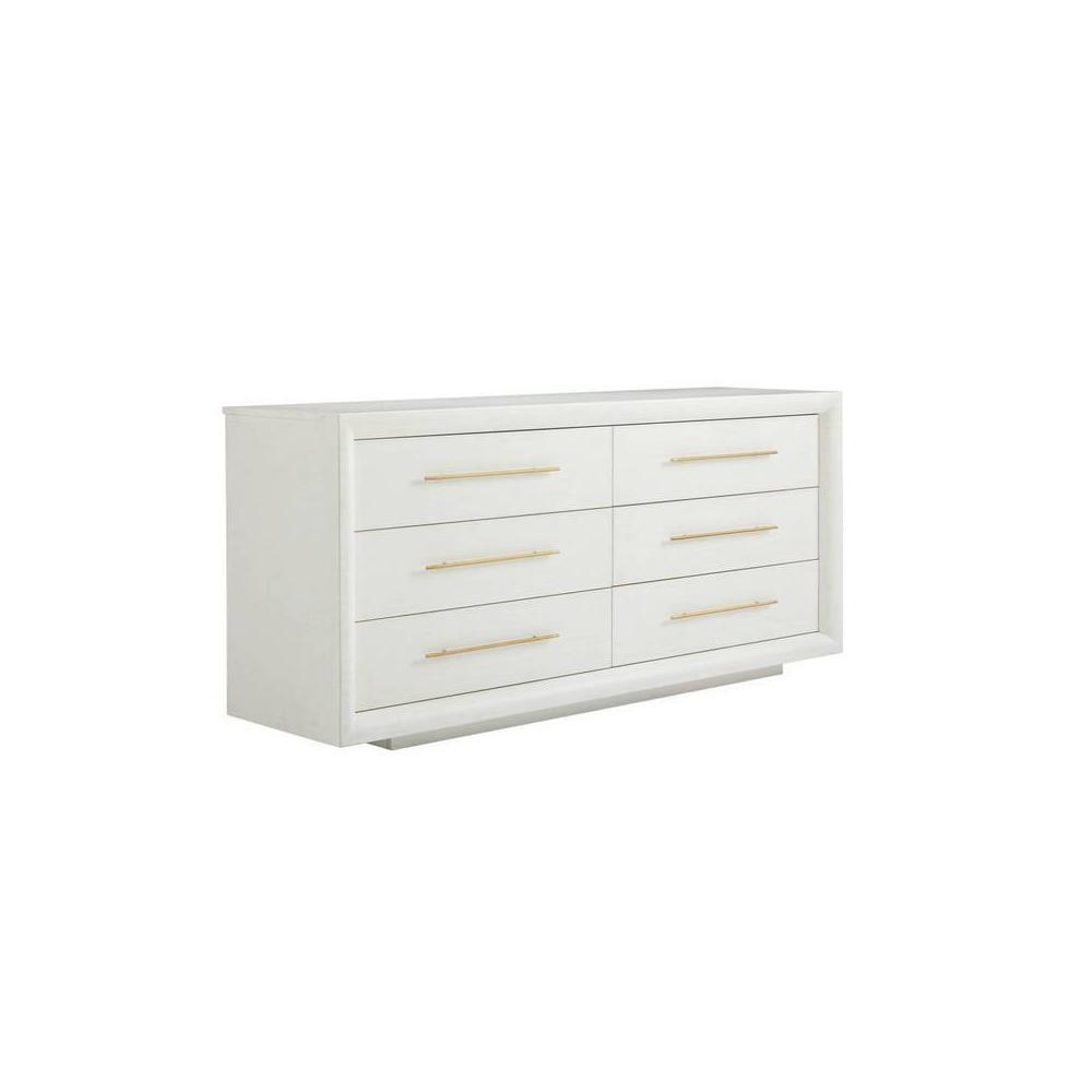 Panavista Panorama Dresser - Alabaster