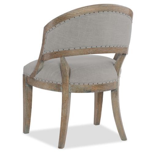 Hooker Furniture - Boheme Garnier Barrel Back Chair - 2 per carton/price ea